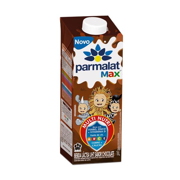 Achocolatado Parmalat Max 1L