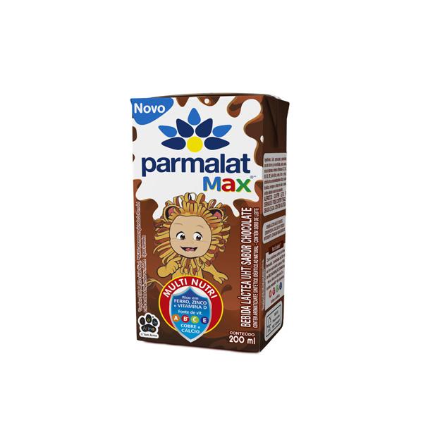 Achocolatado Parmalat Max 200g