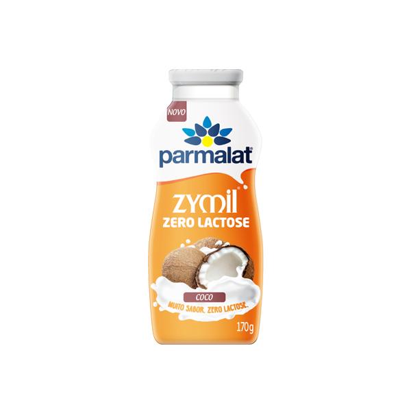 Iogurte Zymil Zero Lactose Sabor Coco