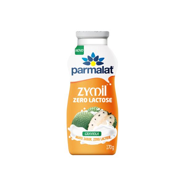 Iogurte Zymil Zero Lactose Sabor Graviola 170g