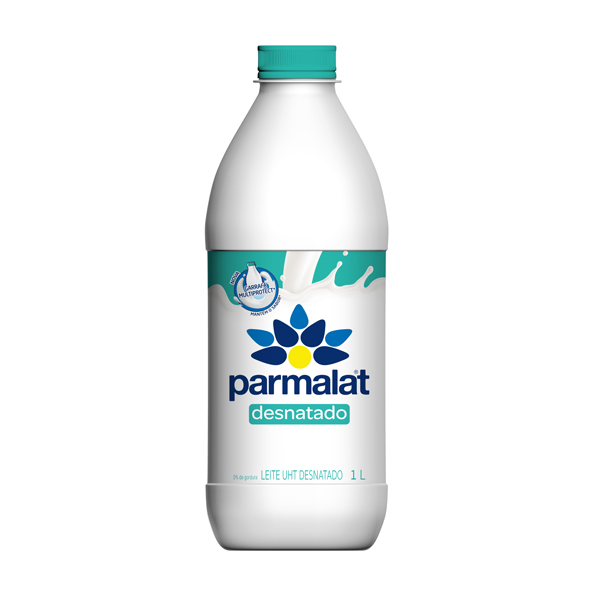 Leite Parmalat Desnatado 1L