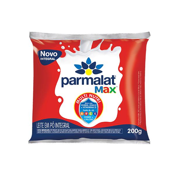 Leite em Pó Integral Parmalat Max