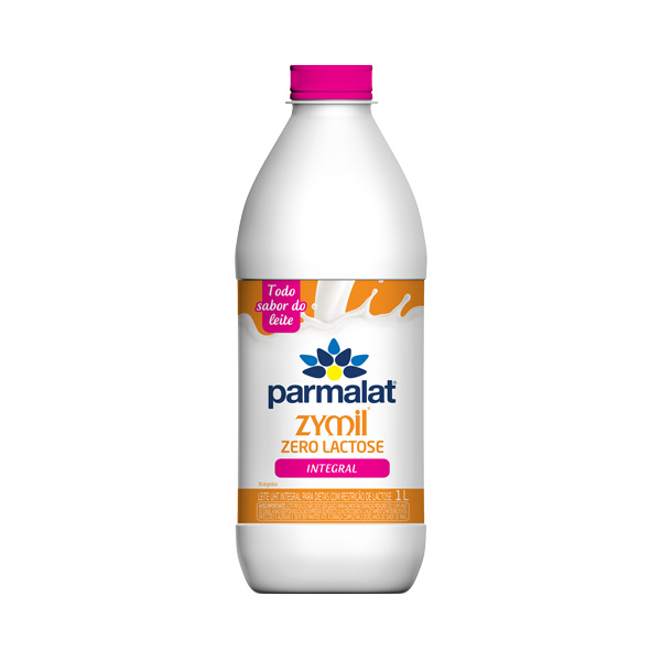 Leite Zymil Zero Lactose Integral 1L