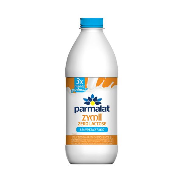 Leite Zymil Zero Lactose Semidesnatado