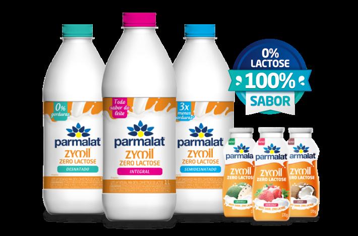 Linha Parmalat Zymil