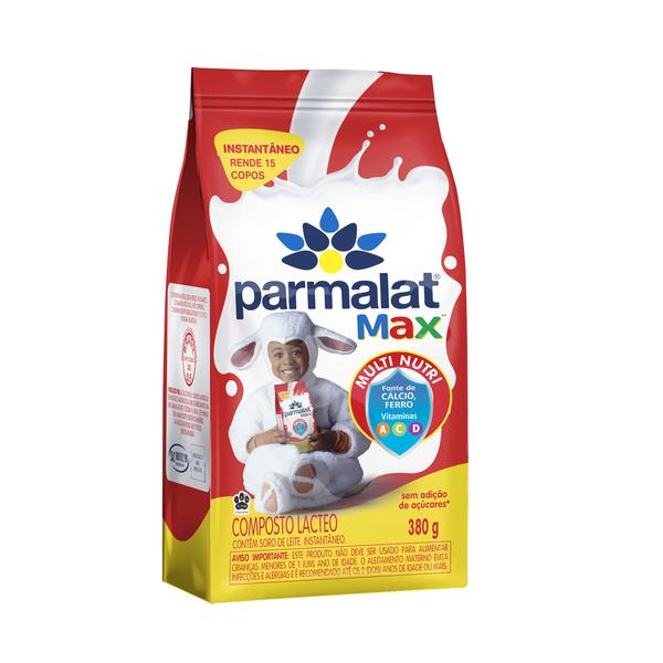 Parmalat Max Instantâneo 380g